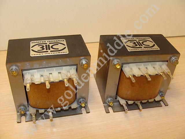 Трансформатор для лампового усилителя252