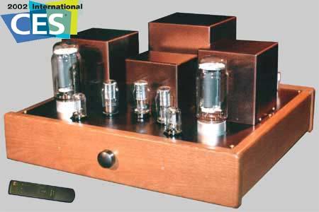Hi-End ламповый усилитель на ГМ70
