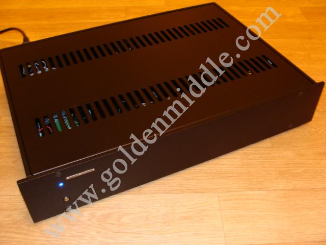 Hi-Fi ламповый фонокорректор